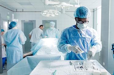 Műtéti szakasszisztens OKJ képzés