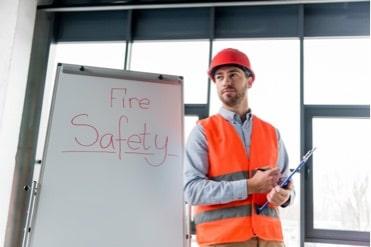 Tűzvédelmi főelőadó szakmai képzés
