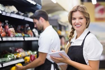 Élelmiszer-eladó szakmai képzés