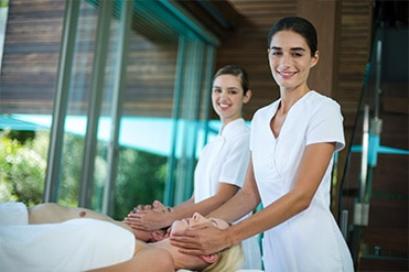 Regeneráló wellness szakember