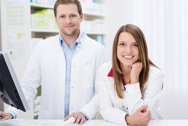 Gyógyszertári szakasszisztens