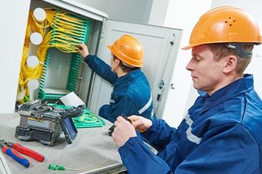 Távközlési és informatikai hálózatszerelő szakmai képzés